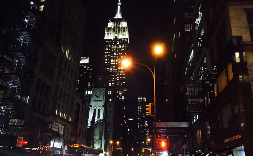 My Empire State of Mind: A Random Journey