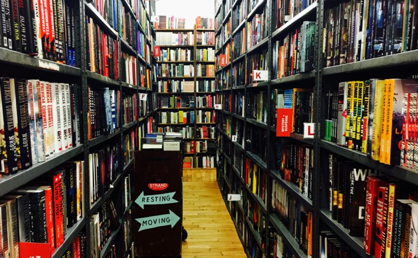 It's Lit: My Love For Strand Bookstore Explained
